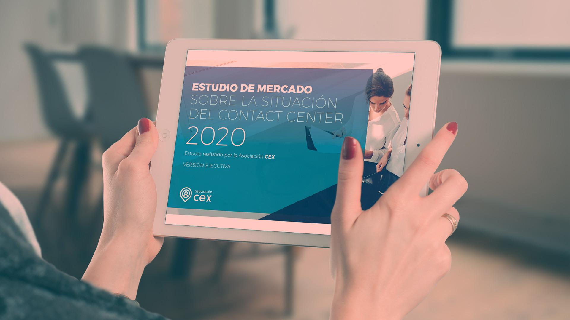 El sector del Contact Center generó un 8% de empleo en el año 2020