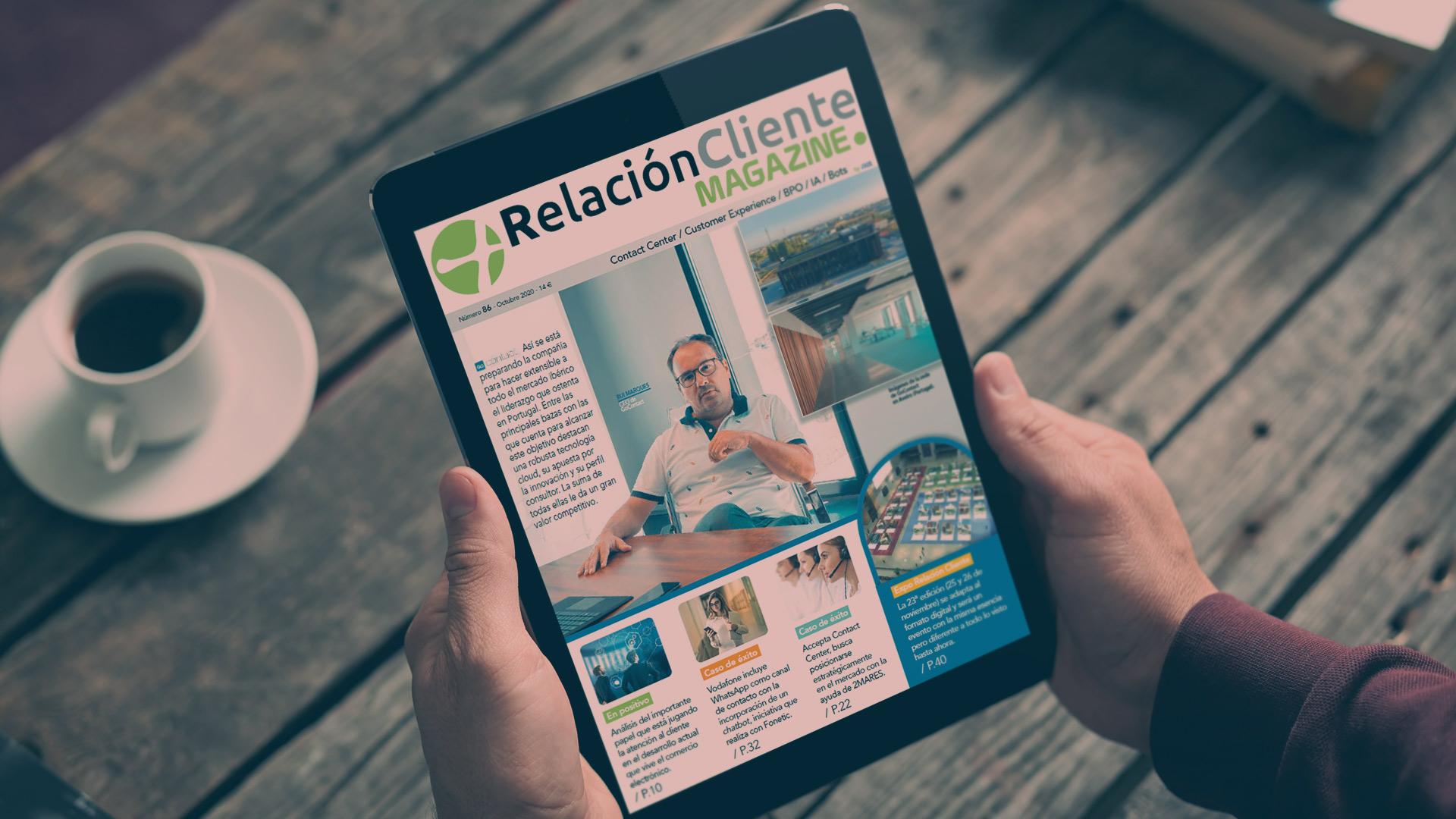 Relación Cliente Magazine
